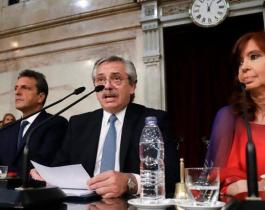 Alberto Fernández, Sergio Massa y Jorge Capitanich declararán como testigos en una causa contra Cristina