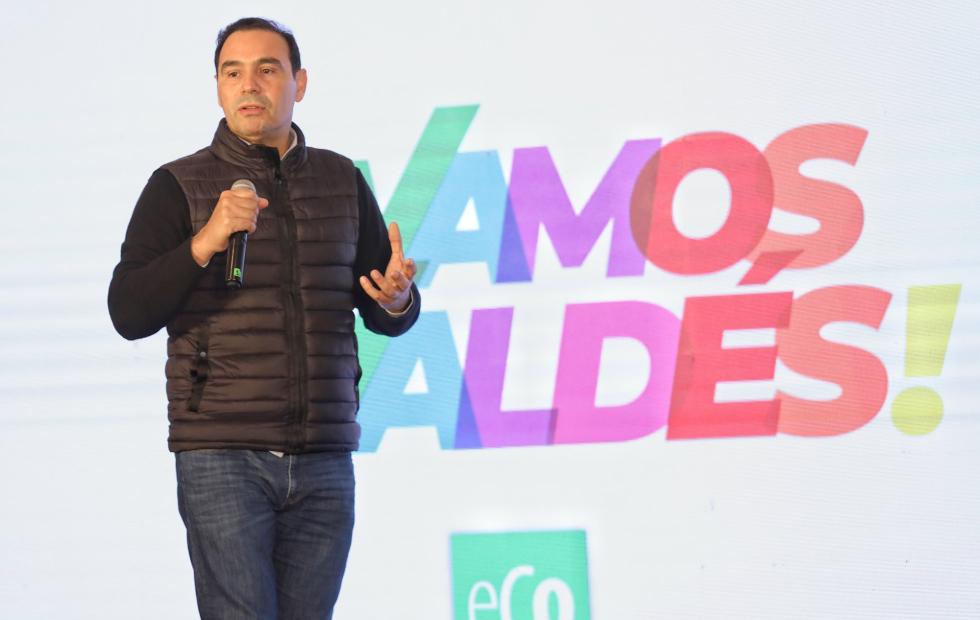 Monte Caseros: Valdés presentó a sus candidatos y Juan Carlos Álvarez va por la intendencia