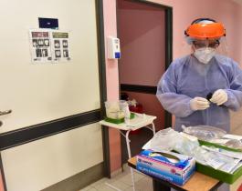 Coronavirus: registran 1.350 contagios y 52 muertes en las últimas 24 horas