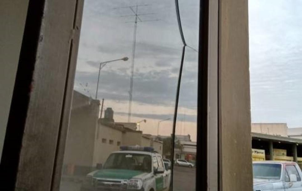 Goya: le secuestraron la moto y destrozó una oficina de la Municipalidad