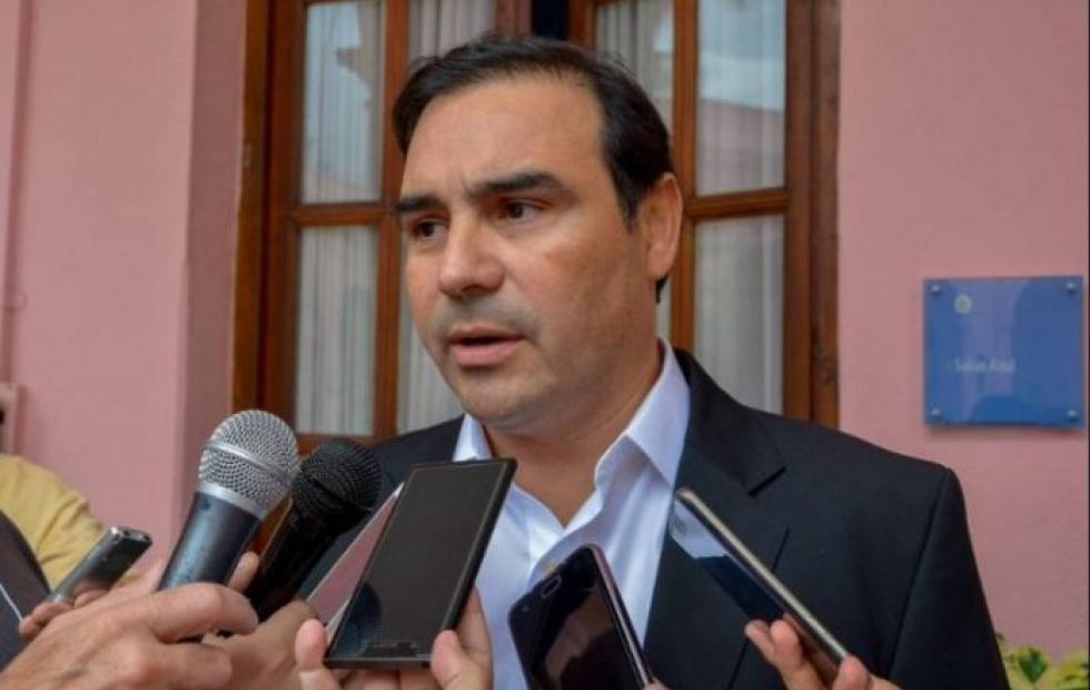 Valdés dijo que Corrientes sigue negociando para poder comprar vacunas anti Covid-19