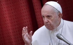 """Francisco pidió """"superar la fría lógica del mercado"""" en la lucha contra el hambre"""