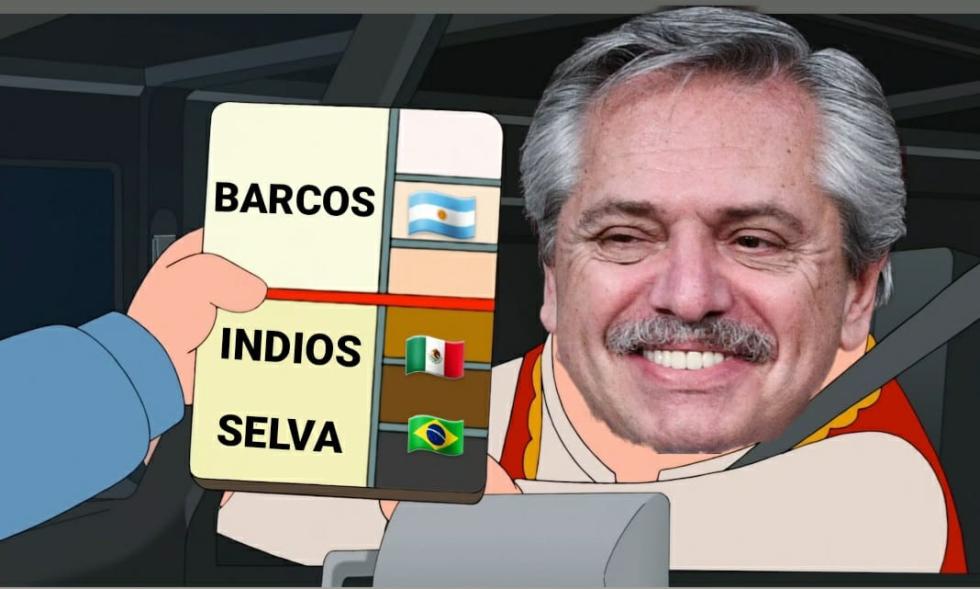 Meme Alberto