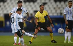 Argentina enfrenta a Paraguay en busca de la clasificación a cuartos de final