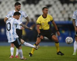 La Selección arrojó testeos negativos de coronavirus en la previa del partido con Paraguay