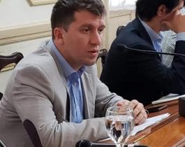 """Germán Braillard: """"hace 4 años trabajo para ser candidato a intendente"""""""