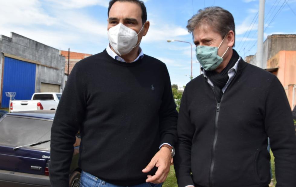 Eduardo Vischi será candidato a senador nacional por ECO