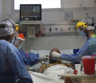 Coronavirus: Argentina registró 11.136 contagios y 225 muertes en las últimas 24 horas