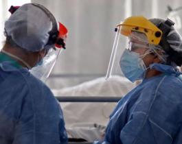 Coronavirus en Argentina: registran 15.622 contagios y 286 muertes