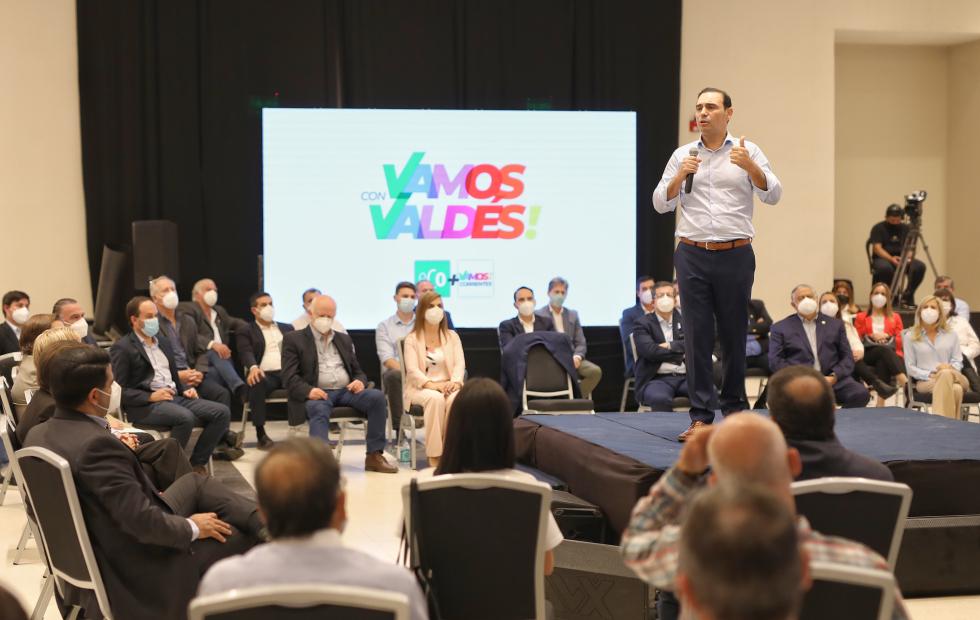 Confirmaron los candidatos de Encuentro por Corrientes para las PASO