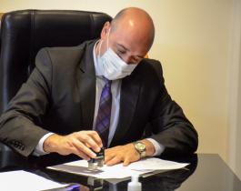Martín Ascúa convocó a elección de Intendente, Vice y Concejales de Libres para el 14 de noviembre