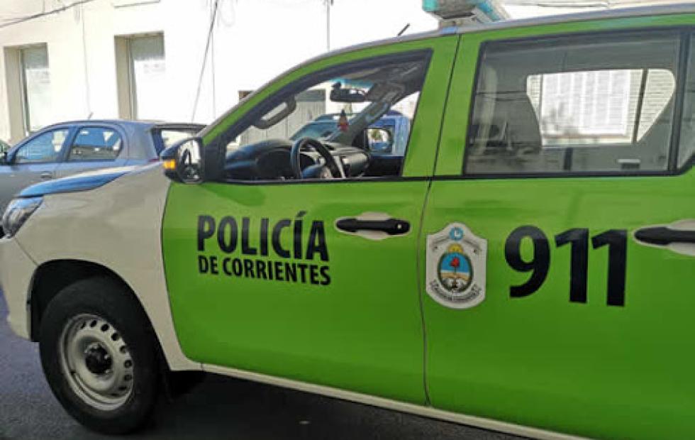Corrientes: un joven asaltó a una kiosquera con un arma y fue detenido