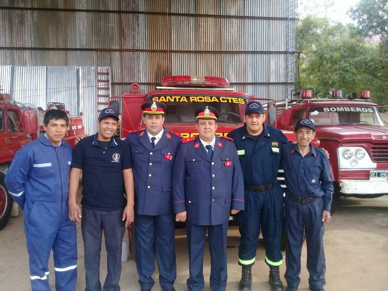 bomberos de santa rosa