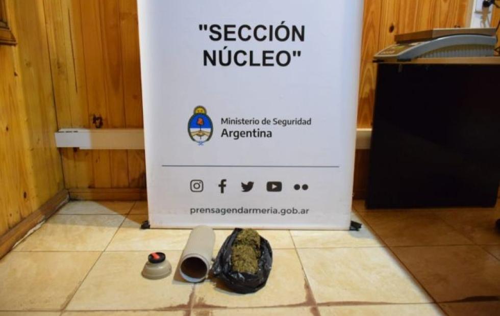 No era mate: escondía marihuana en un termo y fue detenido en Corrientes