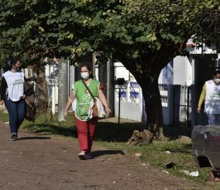 Corrientes: dónde se vacunará casa por casa este lunes 14