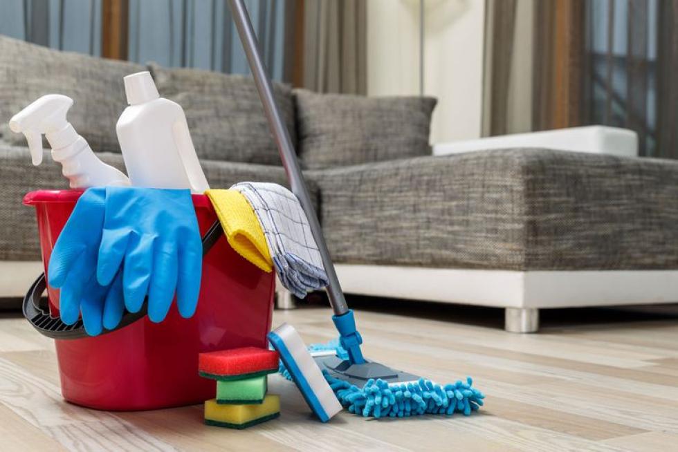 trabajo domésticos