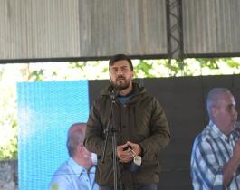 """""""Pitin"""" Aragón: """"Corrientes debe pasar de la producción primaria al valor agregado"""""""