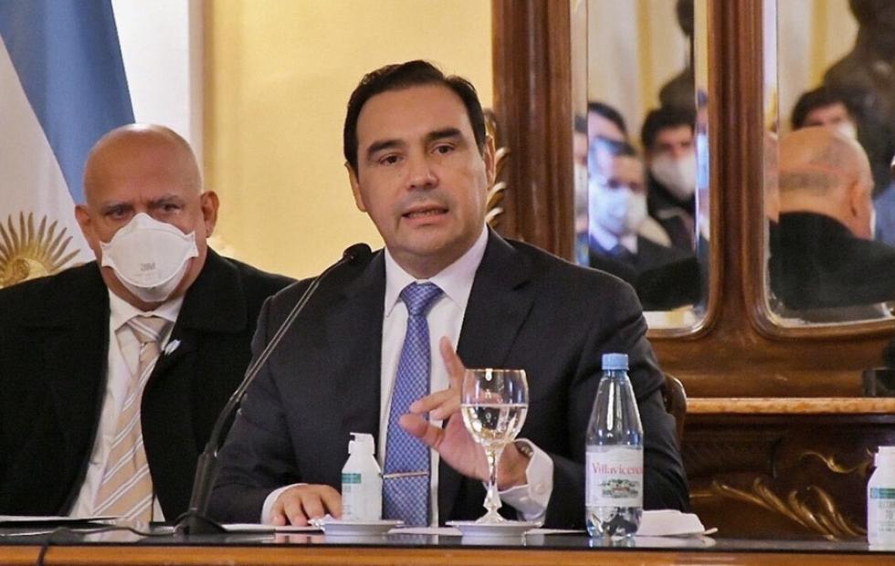 Valdés es el gobernador con mayor imagen positiva del país