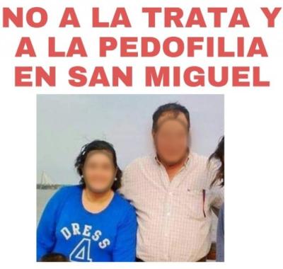 Padres acusados de prostituir a sus hijas: detalles del estremecedor caso que conmueve a la localidad de San Miguel