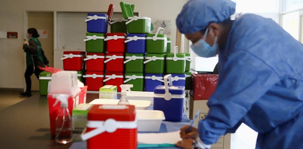 Vacunación Covid argentina