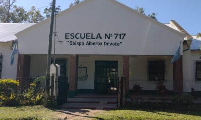 Cobarde robo a una escuela: se llevaron los inodoros y otros equipos