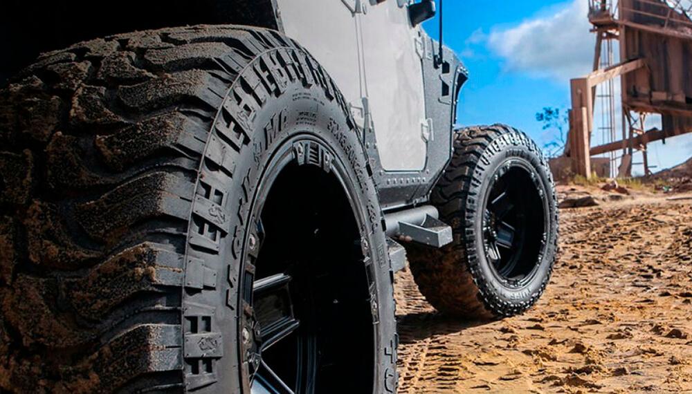 neumáticos para agro y transporte