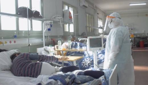 Corrientes: siete personas murieron por covid y otras 64 están en terapia intensiva