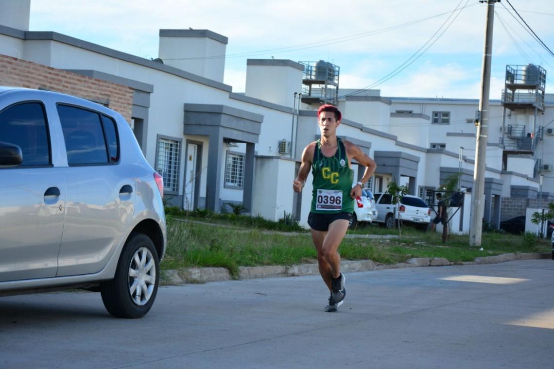 Maratones Barriales