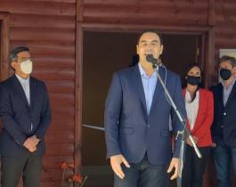 """Gustavo Valdés: """"El uso del barbijo será obligatorio en toda la provincia"""""""