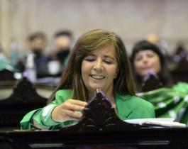 """Gabriela Cerrutti será Portavoz de la Presidencia: """"combatir rumores y noticias falsas"""" serán algunas de sus funciones"""