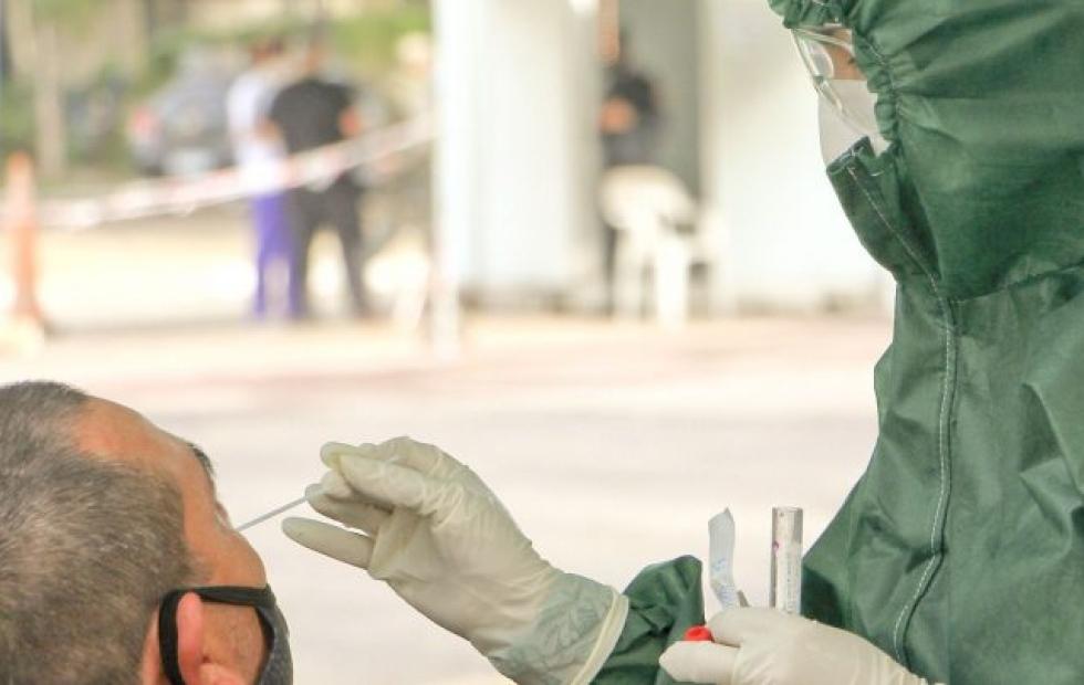 Corrientes registró más de 800 contagios de COVID y siguen aumentando los activos
