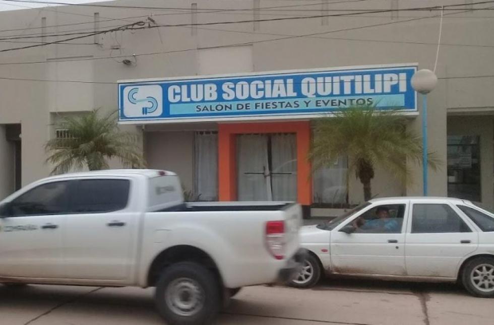 robo de vacunas en Quitilipi