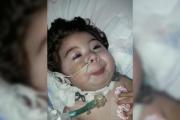Hace 3 meses un niño espera por un respirador para poder volver a su casa