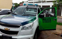 Vecinos de Corrientes atraparon a un joven ladrón que robó un celular a una mujer