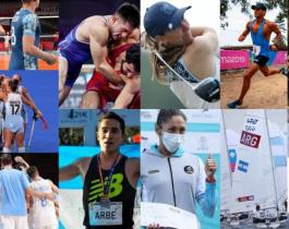 La segunda semana de los Juegos Olímpicos: qué argentinos debutan y quienes aun siguen en juego por las medallas