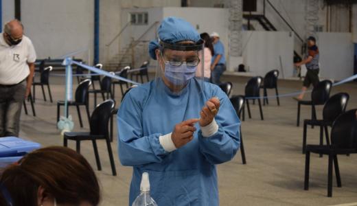 Distribuirán 45 mil dosis de vacunas a localidades del interior de Corrientes