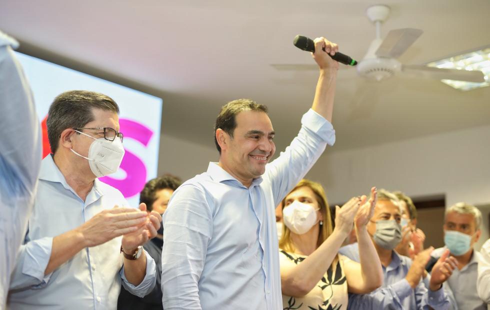 Valdés dijo que el triunfo les permitirá seguir garantizando en Corrientes la república y la libertad