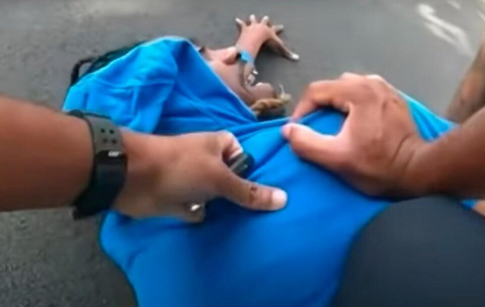 Investigan la brutal agresión policial contra un afroamericano parapléjico