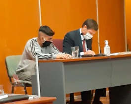 Pidieron 17 años de prisión para el hijo de uno de Los Nocheros