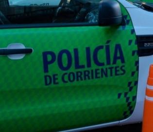 Robó un celular en pleno centro de Corrientes y fue atrapado por peatones