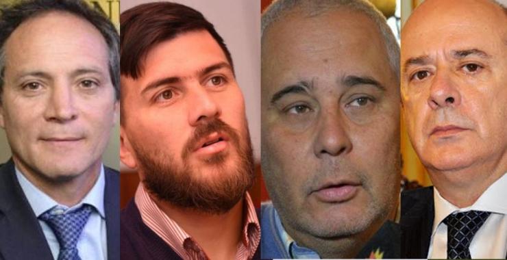 Ríos, Canteros, Camau y Ruiz Aragón, los nombres que evalúa el PJ para las elecciones