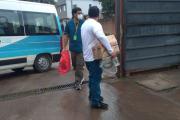 Brote de coronavirus: una comisaría de Corrientes tiene contagiados a todos sus detenidos