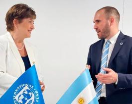 El FMI aprobó una ayuda extra por la pandemia: la Argentina recibirá USD 4.300 millones el 23 de agosto
