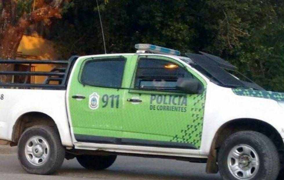 Detuvieron a un joven de 19 años que le robó la mochila a una mujer en Corrientes