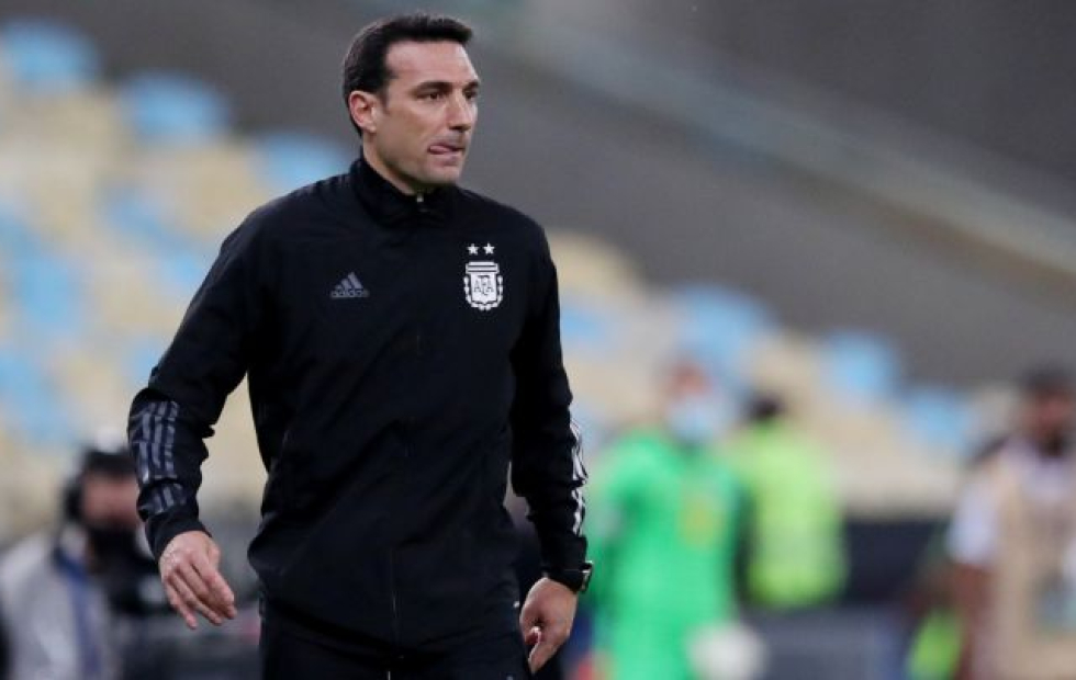 """""""Messi siempre fue un jugador que marcó la diferencia"""", expresó Scaloni"""