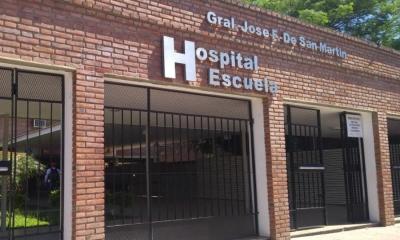 Investigan un incendio intencional en una comisaría de La Olla: cinco reclusos fueron trasladados al Escuela