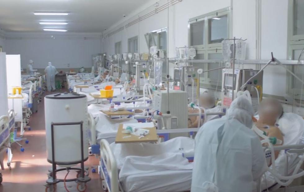 Coronavirus: murieron 11 personas en el Hospital de Campaña de Corrientes