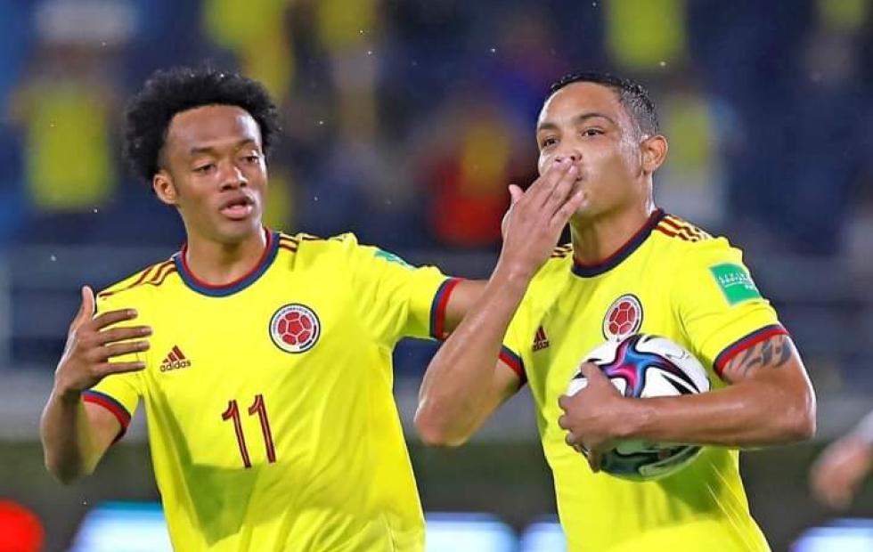 Cardona y Borré, en la lista de Colombia para la Copa América
