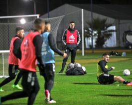 Scaloni piensa en un nuevo equipo para enfrentar a Bolivia, entre jugadores agotados y amonestados