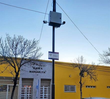 puntos wifi de acceso libre y gratuito en la ciudad